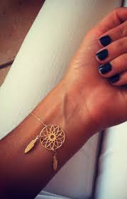Dream Catcher Bracelet Amazon Jewels bracelets dreamcatcher gold fashion gold chain summer 5
