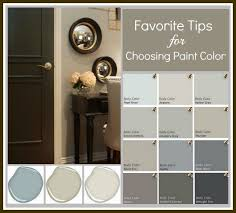 choosing paint colors for furniture. Tips \u0026 Tricks To Choosing The Perfect Paint Color ~~ Photos Of Rooms With Exact Colors For Furniture