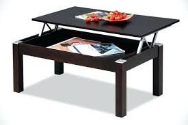 Decorative Tv Tray Tables Tv Coffee Table Brown Lift Top Coffee Table W Storage Computer Desk 46