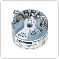 rosemount temperature transmitter rosemount rosemount 248 temperature transmitter product family rosemount 248 head mount