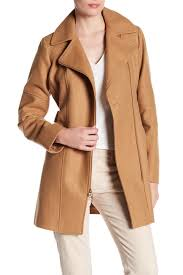 Michael Kors Coat Nordstrom Rack MICHAEL Michael Kors Asymmetrical Wool Blend Coat Nordstrom Rack 42