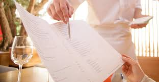 Sysco Menu Design 6 Data Driven Tips For Menu Design Restaurant Hospitality