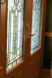 french door glass inserts front door inserts medium size of stained glass interior french doors stained