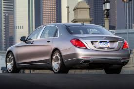 Get to Know the 2016 Mercedes-Maybach S600 in 57 New Photos