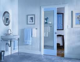 single pocket doors. mirrored pocket door in bathroom single doors n