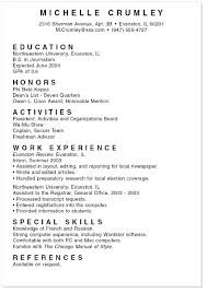 How To Make A Resume For A Highschool Student Beauteous How To Write A Resume As Highschool Student Objectives College