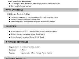 Text Resume Format Classy Resume Templatesain Format Elegant Sample Of Cv And Resumes