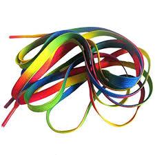 YFINE 4 Different Length Flag/Gradient Rainbow ... - Amazon.com