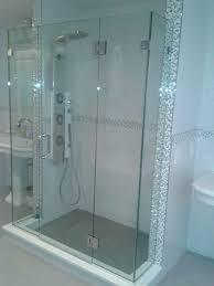 modern frameless shower doors. Modern Frameless Glass Shower Doors U