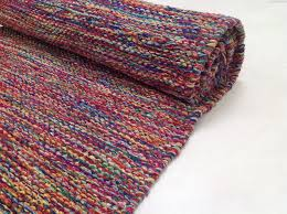 new cotton rugs soft washable cotton rug in multi colours sn2050 various sizes available pshfamt