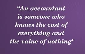 Accounts Exam Quotes