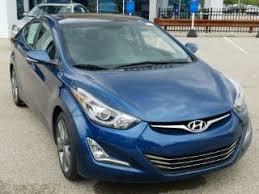 hyundai elantra 2015 blue. Modren Hyundai Blue 2015 Hyundai Elantra Sport For Sale In Maple Shade NJ With 2
