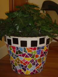 Mosaic Pots Designs Pin By Lavonne Campbell On Painted Outdoor Crafts Mosaic