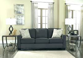 gray sofa pillows couch dark grey throw for living room orange