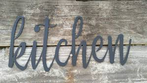 Word Signs Wall Decor Word Signs Wall Decor Metal Kitchen Farmhouse Words Rustic Zoom 41