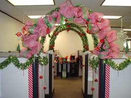 office decor for christmas. office cubicle decorating idea decor for christmas