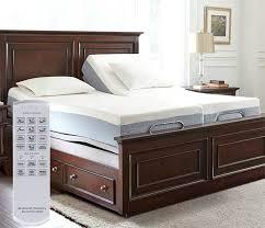 Split Queen Adjustable Bed Sleep Number Power Base 9 Kitchen Story ...