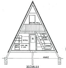 small a frame house plans. Unique Small A Frame House Plans With Loft Cabin Plan Feet High Small A Frame In Small House Plans E