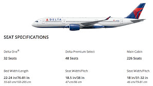 Delta 159 Seating Chart Where To Sit On Deltas Airbus A350 Economy