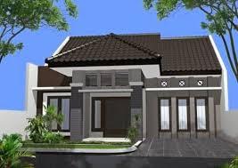 contoh desain rumah minimalis terbaru 2017