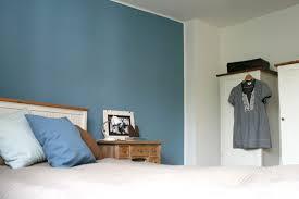 Schlafzimmer Wandgestaltung Grau Graue Wand Das Beste Während Blau