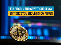 102 Bitcoin and Cryptocurrency Statistics, Facts - You Should Know About!