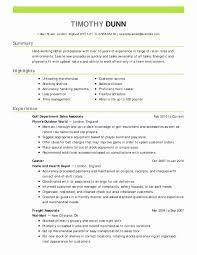 Good Resume Examples Emmawatsonportugal Com