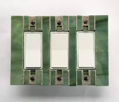 Light Switch Cover Plate Amazon Com Decora Light Switch Cover Green Switch Plate