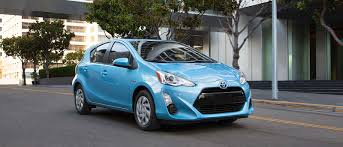 Learn About the 2016 Toyota Prius c | Brent Brown Toyota