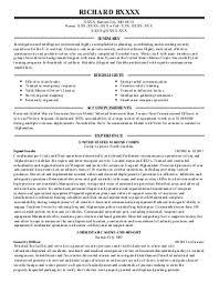 91b Resume Wheeled Vehicle Mechanic Exle Us Army