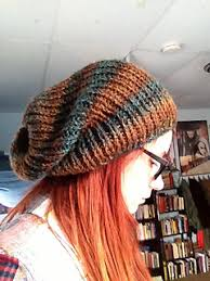 Free Slouch Hat Knitting Patterns Extraordinary Ravelry The Perfect Knit Slouch Hat Pattern By Carrissa Knox