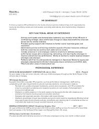 Human Resources Assistant Resume Examples 9 10 Human Resource Resume Samples Archiefsuriname Com