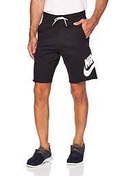 Nike Mens Aw77 French Terry Alumni Shorts