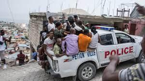 Haiti Names James Solages, a U.S ...
