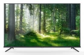 "<b>Телевизор LED TCL 65</b>"" L65P8US стальной/Ultra HD/60Hz/DVB ..."