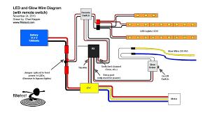 RV 12V Wiring Diagram 12v trailer wiring diagram remote control for fan light switch