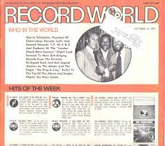 Record World Oct 14 1972 Full Page Ad For Steely Dan