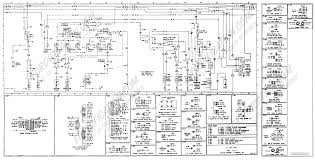 1973 1979 ford truck wiring diagrams & schematics fordification net 1979 ford f150 fuse box diagram at 1978 Ford F150 Wiring Diagram