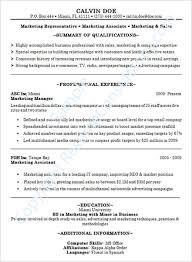 Contemporary Successful Resume Format Cv In Tabular Form 18
