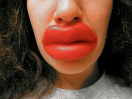 Image result for images of wax lips