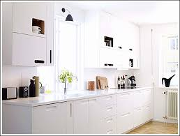 gallery of kitchen cabinet doors without handles beautiful outstanding white kitchen cabinets without handles ensign modern