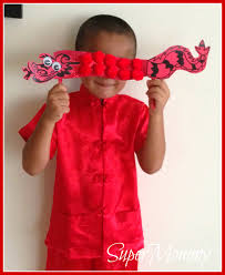 New Year Craft Ideas Craft Chinese New Year Kids Crafts