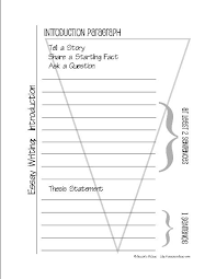 Graphic Organizers For Writing A Thesis Statement Thesis Statement