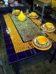 diy mosaic tile table top. diy mosaic tile table top w
