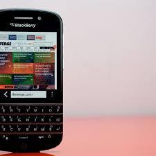BlackBerry Q10 review: revenge of the ...