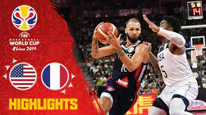 The official twitch channel of the nba. Usa V France Full Game Highlights Quarter Final Fiba Basketball World Cup 2019 Youtube