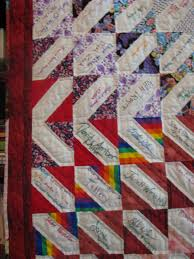 Signature quilt for wedding guests & Thread: Signature quilt for wedding guests Adamdwight.com