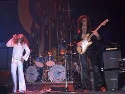 Ritchie Blackmores <b>Rainbow on stage</b> 1975..RIP.Ronnie,Jimmy ...