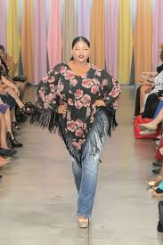rue 21 plus size clothes rue21 delivers boho chic at plus night out 2015 curvysta