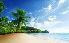Free download scenery sea beach sky ...